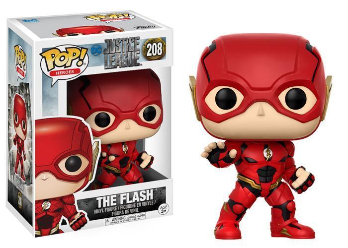 Фигурка Funko POP! Vinyl: DC: Justice League: Flash 13488