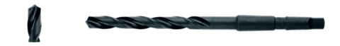 Сверло по металлу HELLER 15,0х114х169мм, HSS хвостовик 10мм