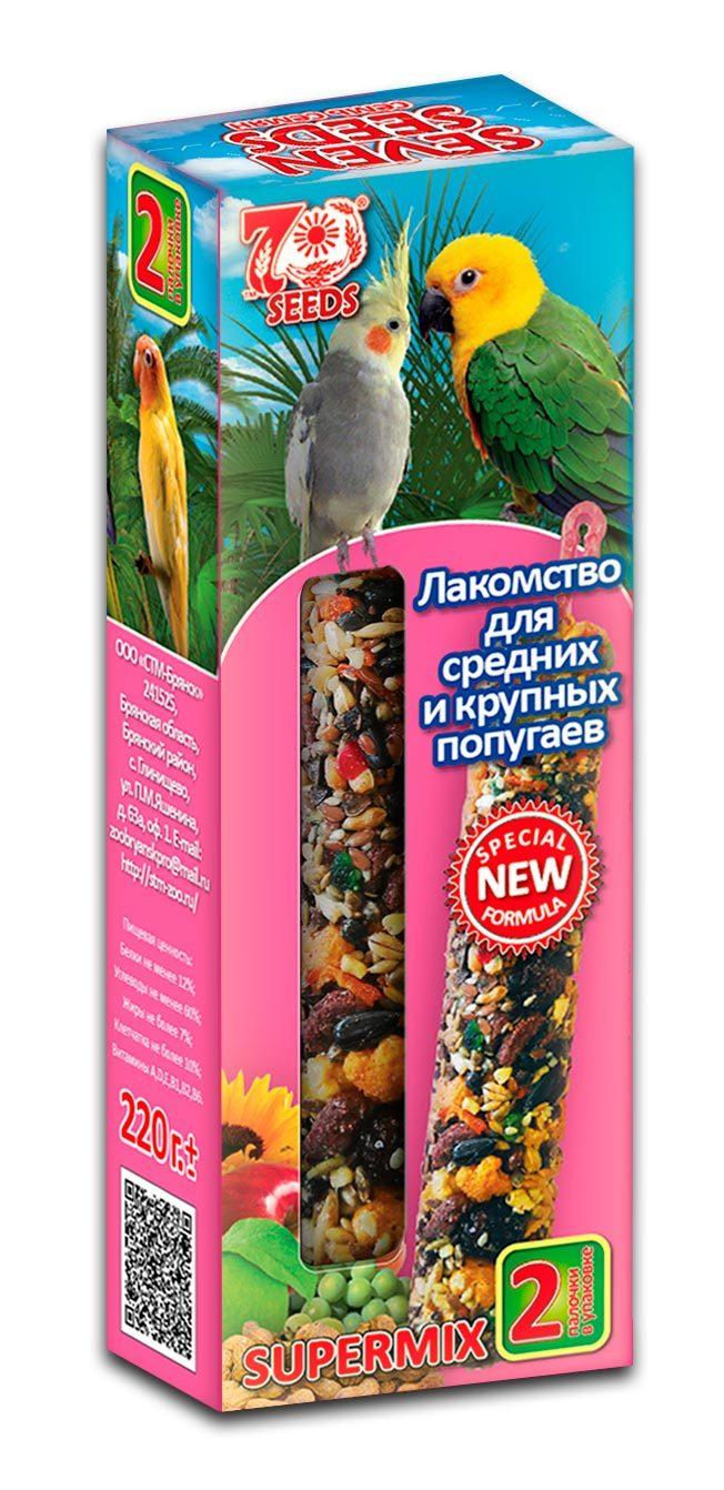 Лакомства Палочки для средних и крупных попугаев с орехом и фруктами Seven Seeds Supermix pop_lak_sredkrup.jpg