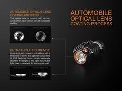 Карманный фонарик Fenix E16 700lm