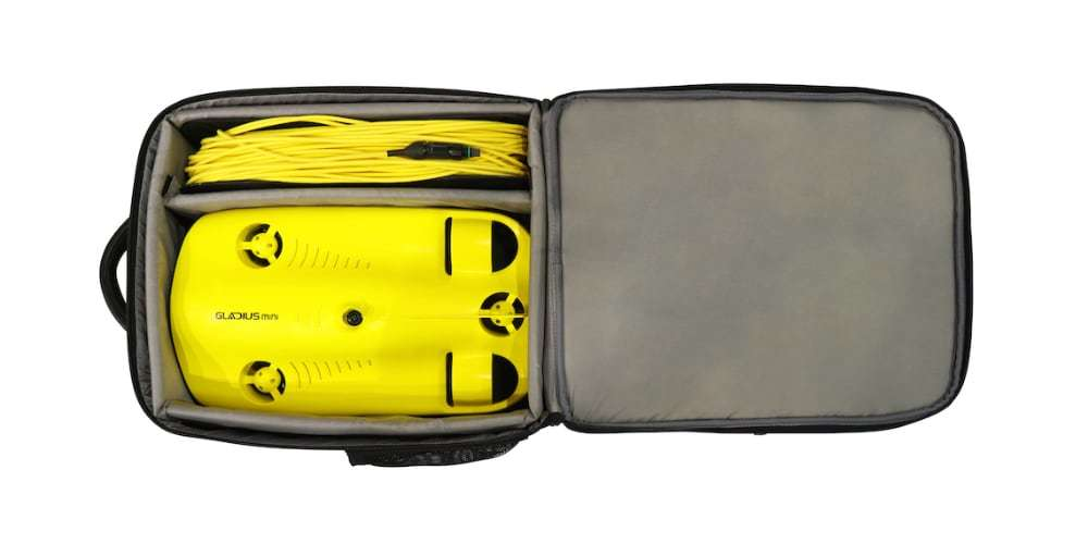 Подводный дрон Gladius Mini Combo