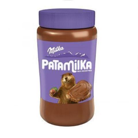 Шоколадная паста Milka Patamilka 600 гр