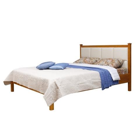 Кровать мягкая Дания №1 без изножья