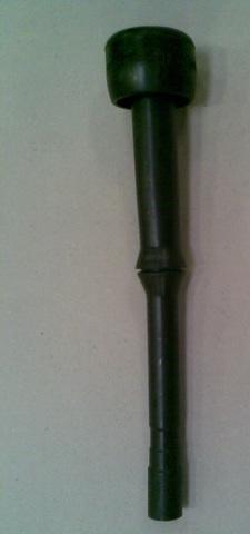 25215022 Резина сосковая для доильного аппарата, диа.22 мм, UNIFLEX