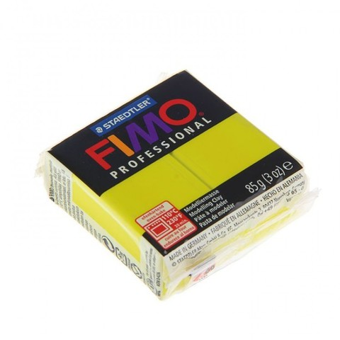 Fimo Professional цвет лайм