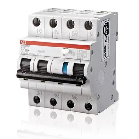 Выкл. авт. диф. тока DS203NCL C25 AC300
