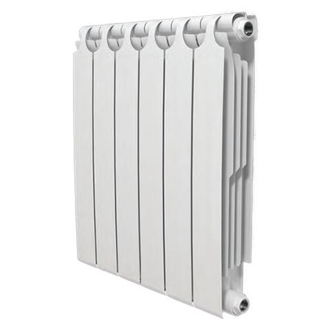 Радиатор биметаллический секционный Теплоприбор BR1-500 - 6 секций