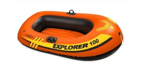 Лодка надувная двухместная Intex Explorer 58329NP