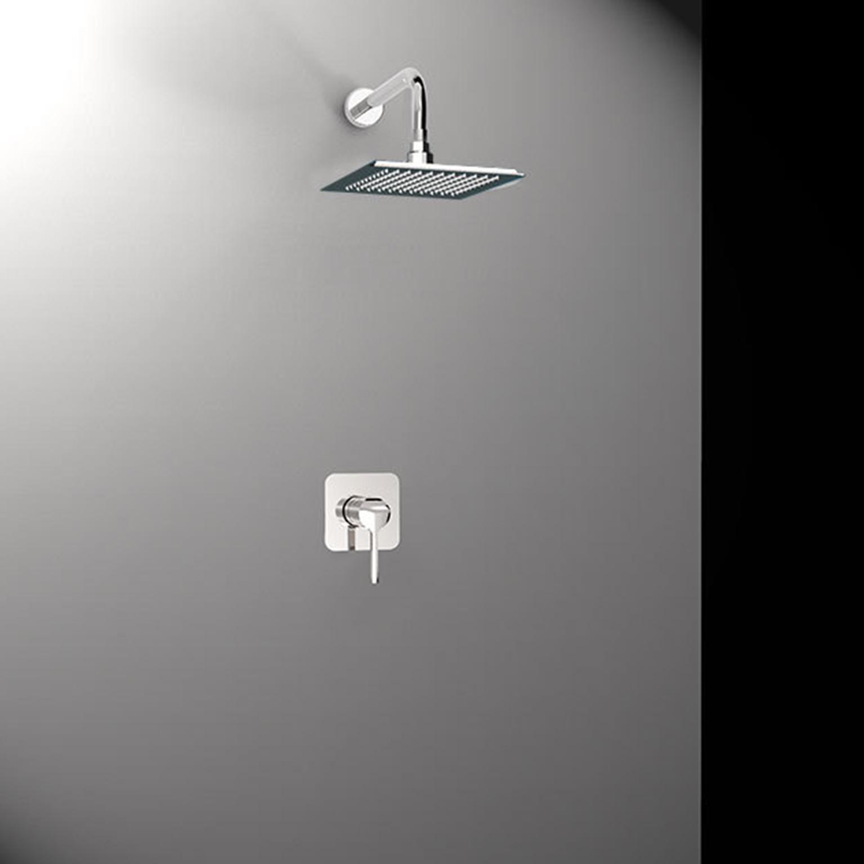 Встраиваемый смеситель для душа с душевым комплектом YPSILON K6618013 на 1 выход