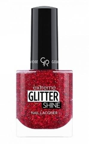 Golden Rose Гель-лак EXTREME GEL SHINE Glitter тон 210  10,2мл
