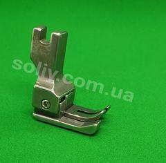 Фото: Лапка с ограничительным бортиком для отстрочки с подпружиненной левой половинкой CL 50 (5 мм)