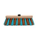 Щетка уличная деревянная, кокосовая и пластиковая щетина, артикул 126, производитель - Paul Masquin