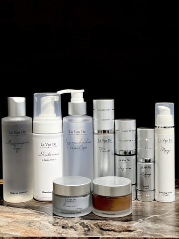 La Van De Набор для сухой и нормальной кожи Set for Dry & Normal Skin