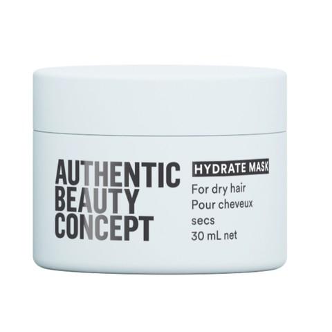 AUTHENTIC BEAUTY CONCEPT Маска увлажняющая для сухих волос Hydrate (travel)