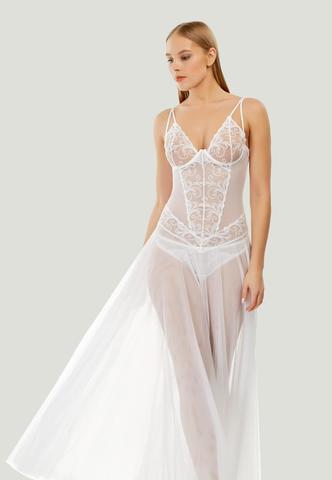 Свадебная ночная сорочка Marc & Andre A8-2837