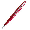 Waterman Carene - Glossy Red ST, шариковая ручка, M