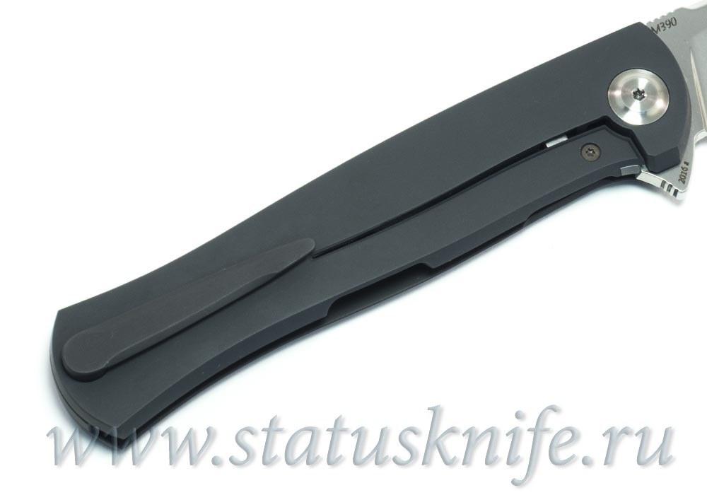 Нож Чебуркова Пайк Custom One-Off - фотография