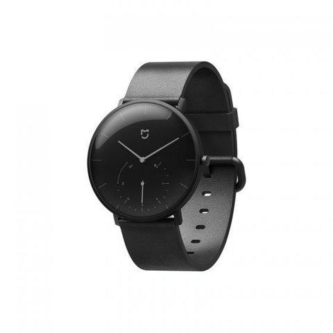 Смарт-часы Xiaomi Mijia Quartz Watch (Black)