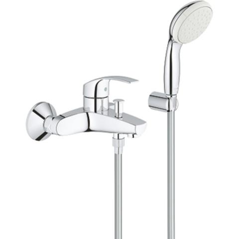Смеситель для ванны GROHE Eurosmart (3330220A)