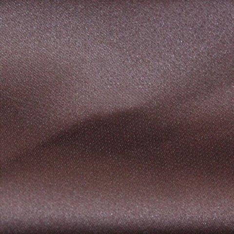 Однотонная портьерная ткань сатин Денвер темно-бордовый
