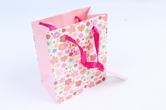 Подарочный пакет Люкс Цветочки