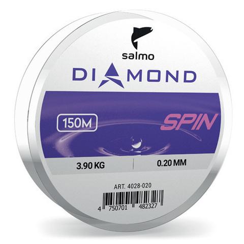 Леска монофильная Salmo Diamond SPIN 150м, 0.30мм