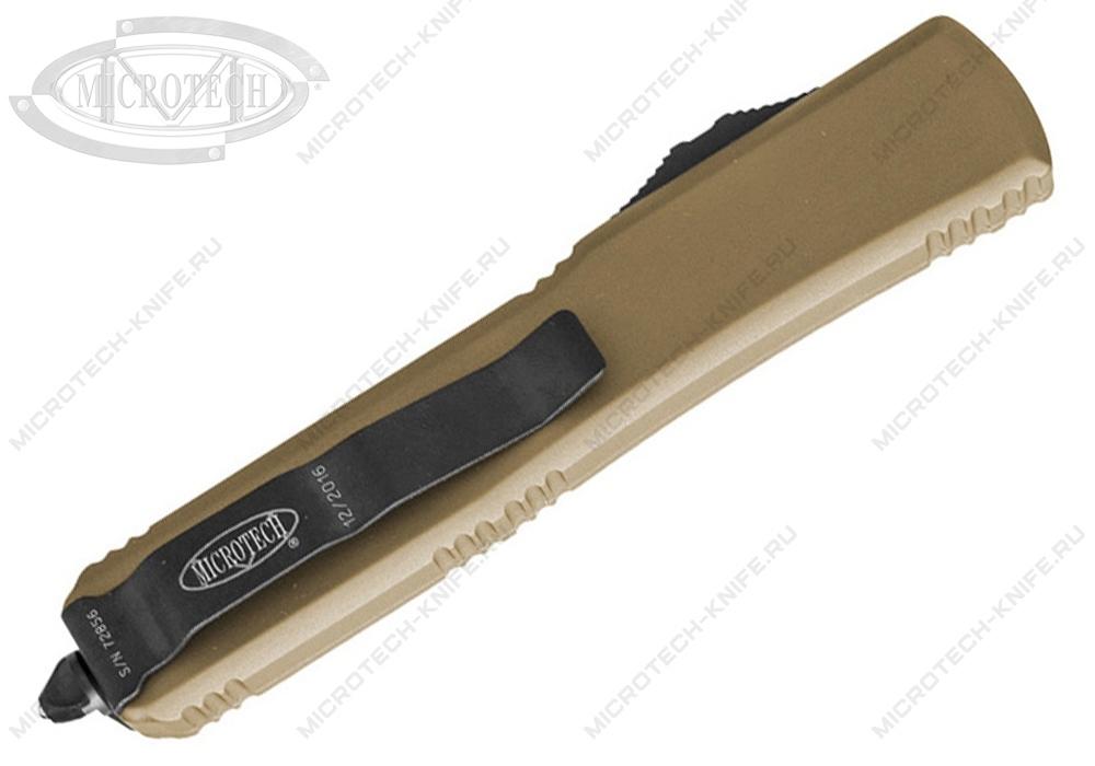 Нож Microtech Ultratech Satin 121-1TA - фотография