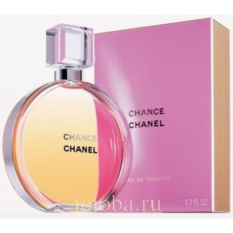 Chanel: Chance женская туалетная вода, 35мл/50мл/100мл