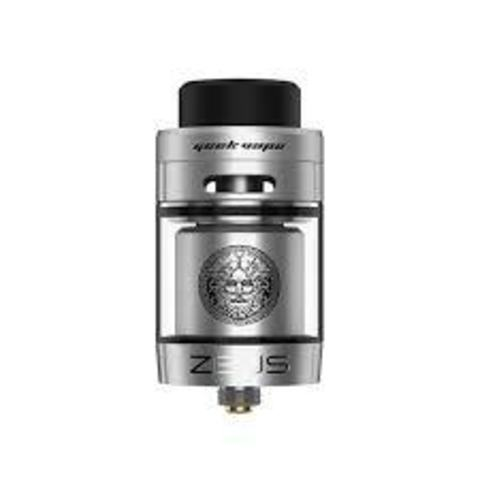 Бак Bubble Glass Zeus Dual RTA by Geek Vape Стальной