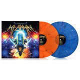 Сборник / The Many Faces Of Def Leppard (Coloured Vinyl) (2LP)