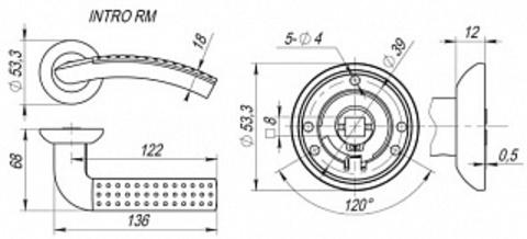 INTRO RM SN/CP-3 Схема