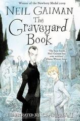 The Graveyard book Childrens