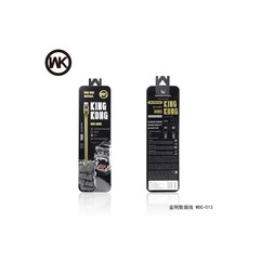 WK Cable Kingkong Series For Micro Gold MOQ:50 (WDC-013)