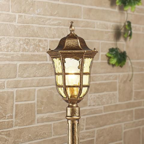 Dorado F черное золото уличный светильник на столбе IP44 GL 1013F