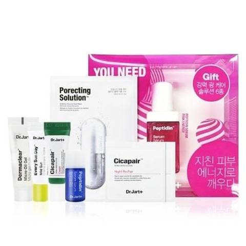 Dr.Jart+ Peptidin Serum Pink Energy Set