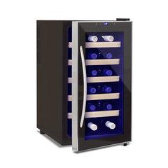 Термоэлектрический винный шкаф Cold Vine C18-TBF1 фото