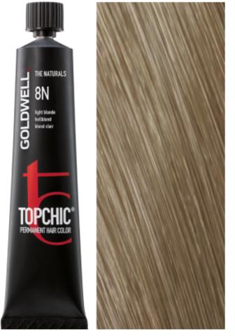Goldwell Topchic 8N светло-русый TC 60ml