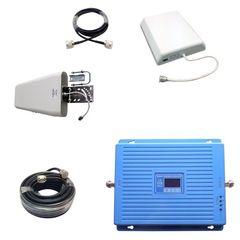 Усилитель сотовой связи GSM/DCS/3G/4G (Трехдиапазонный репитер)