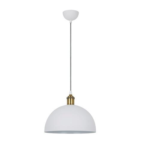Подвесной светильник CAMELION Loft PL-601L C69 белый + старая медь