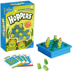 Thinkfun Головоломка-игра «Лягушки-непоседы Hoppers» (6703-RU)