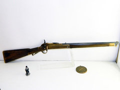 Miniature Morse Confederate carbine scale 1:2,5