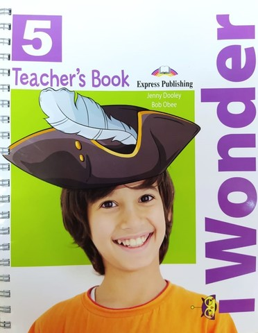 i Wonder 5 - Teacher's Book (interleaved) - книга для учителя