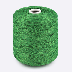 Яркий зеленый с зеленым люрексом / 2928 1135