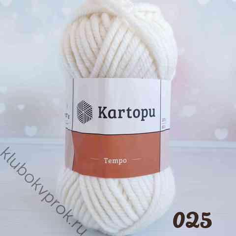 KARTOPU TEMPO K025,