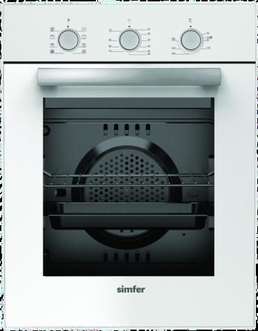 Встраиваемый духовой шкаф Simfer B4EC18011