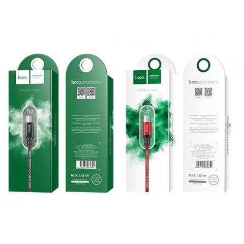 Купить кабель Micro USB Hoco x14 в Перми