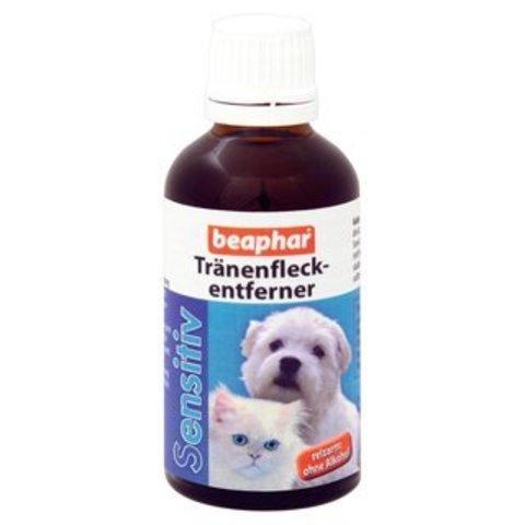Sensetive средство для удаления слезных пятен у кошек и собак 50мл