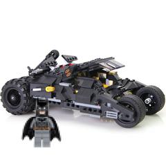 Конструктор Бэтмобиль 7105, 325д.