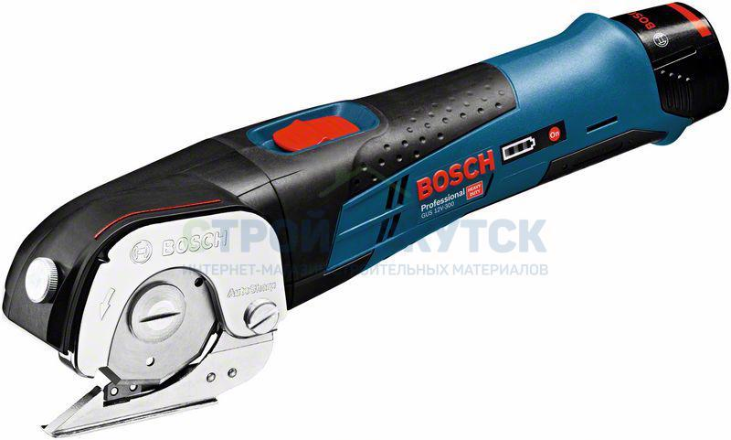 Электрические ножницы Аккумуляторные универсальные ножницы Bosch GUS 12V-300 (06019B2901) b7b902a284d5fa5d255435690f6026c4