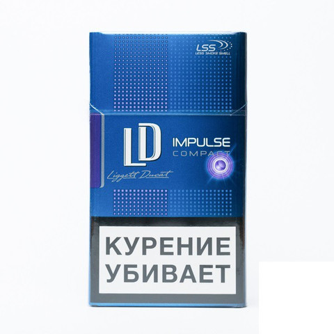 ЛД Компакт Импульс Табак